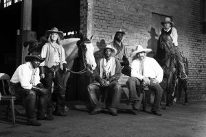 Texas in Black and White captured by Jeremy Enlow