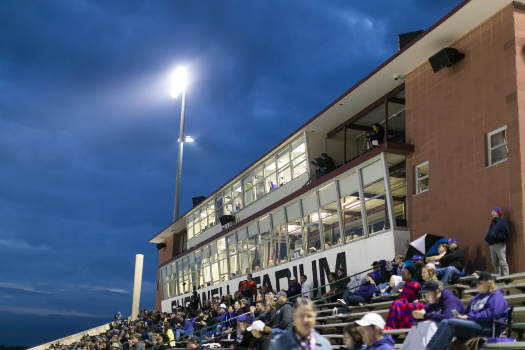 Shotwell Stadium Photo Essay by Jeremy Enlow
