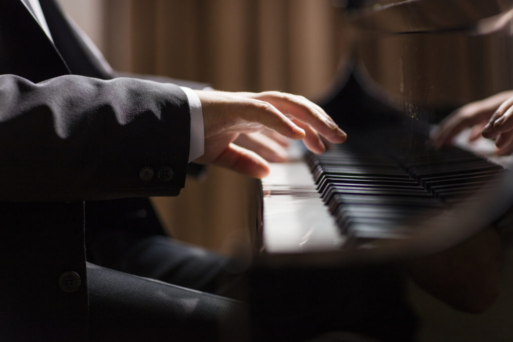 Yury Favorin Finalist 15th Van Cliburn International Piano Competition  Mandatory Photo Credit Jeremy Enlow/Cliburn