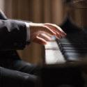 Yury Favorin Finalist 15th Van Cliburn International Piano Competition  Mandatory Photo Credit Jeremy Enlow/Cliburn
